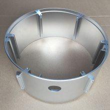 CNC精密铝合金型材加工 cnc挤压加工零件 五金加工 铝件加工定做