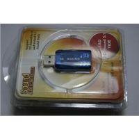 批发USB声卡 电脑声卡 台式机声卡 笔记本声卡 外置 免驱