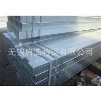 厚壁大口径q235b q345b热镀锌方管厂家现货`镀锌无缝方管价格