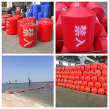 水电站拦船浮标 水库垃圾漂浮物拦截浮筒批发