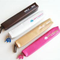 韩国文具 斯普维加 可爱动物迷你MINI笔袋 小号 文具袋 PU笔袋