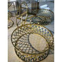 不锈钢屏风隔断,装饰不锈钢金属制品厂家订制