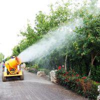 金原供应牵引风送式打药机 园林绿化苗圃苗木风送式喷雾机