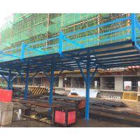合肥易翔钢结构工程-二极箱定型化防护棚-安徽定型化防护棚