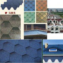 银川沥青瓦屋面施工工艺 木结构屋顶玻纤瓦