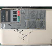 三菱变频器FR-A840-01800-2-60上电报过电流故障维修