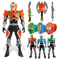 梦想三国玩具传奇英雄人偶武器手表热销男孩玩具战魂套装301333