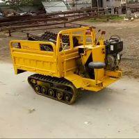 厂家供应多功能工地运料翻斗车 加厚材质工地灰斗车 小型运料车