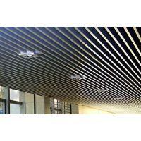 铝方通吊顶-江苏常州木纹弧形方通吊顶和木纹U型方通吊顶和木纹型材方通吊顶生产厂家