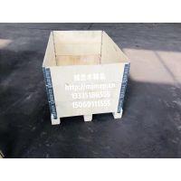 济南木质包装厂家,济南铭杰自产自销,性价比高,木箱钢边箱