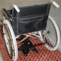 2019常州信德泰克车用轮椅限位系统 X-803-1