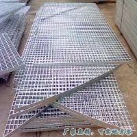 珠海格栅板 供应船用钢格栅 镀锌船用钢格板强 抗压钢格栅板