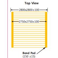 365nmLED 120mil原装LG芯片 光固化印刷42mil芯片 UVLED