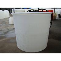 重庆涪陵1000L食品级圆桶 1.5吨腌制桶 重庆塑料桶食品罐