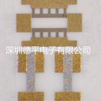 德平电子供应RT0603薄膜贴片衰减片