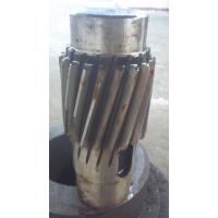 重庆ZLY560-11.2-V减速箱一轴二轴配件,泰隆加工标准