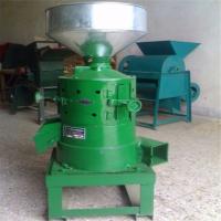 江阴农村特色加工小型致富设备 农村黄谷子脱皮碾米机工厂