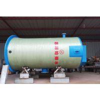 地埋式一体化预制泵站的材质和作用是什么?