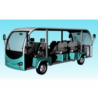 双向车头电动观光游览车13座骏逸JY-13锂电观光游览车