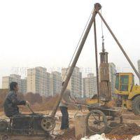 供应电动,机动洛阳铲 矿业物探仪器