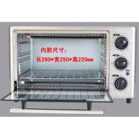 虎林B510电烤箱小电烤箱迷你家用全功能60升电烤箱原装现货