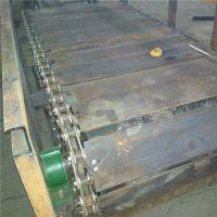 矿山行业用重型链板式输送机批量加工 不锈钢链板运输机
