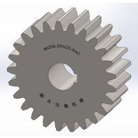供应标准直齿轮【 M6.00 】,A型,精密齿轮,正齿轮