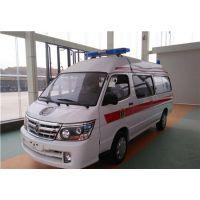 JHW5030XJHB5型国五福田G7救护车技术参数