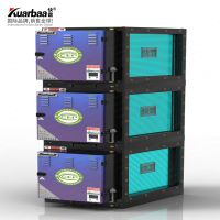 快霸(Kuarbaa) 24000风量油烟净化器UV光解餐饮饭店工业除味设备机