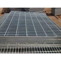 供应四川镀锌钢格板现货800*1000mm 电厂平台镀锌格栅板