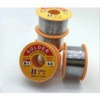 精细松香芯焊锡丝免清洗锡线0.30.40.50.60.8mm1MM