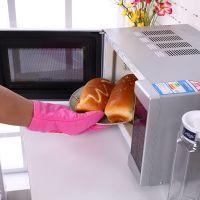 韩版卡通隔热手套厨房微波炉烤箱专用烘培手套耐高温防烫手套批发