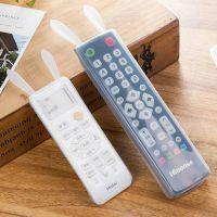 居家日用 电视机空调 卡通款遥控器保护套 防水防尘套