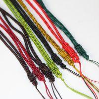 手工编织绳 玉佩挂绳 项链绳玉石水晶 黄金吊坠挂件绳子 批发