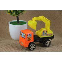 仿真挖土儿童益智玩具惯性工程车模型玩具店厂家直销地摊批发