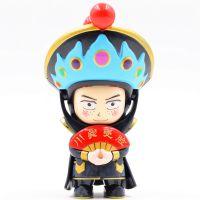 可以玩川剧脸谱 变脸娃娃摆件玩偶创意公仔中国特色玩具送外国人