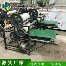 青岛哪有卖自动豆腐皮机的 不锈钢仿手工豆腐皮机 聚能豆制品设备