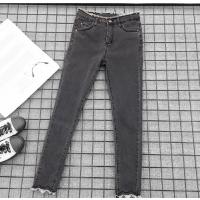 中山库存杂款牛仔裤低价处理便宜尾货牛仔裤几元小脚裤厂家批发