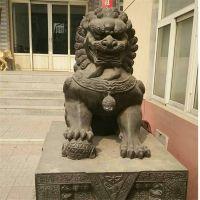 德惠汇丰铸铜铜狮子订购-专业铸造