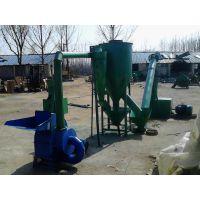 秸秆造粒成型机 棉花杆生产工厂上海
