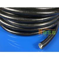 JSH包塑金属软管,防爆金属护线管,平包塑电线保护管
