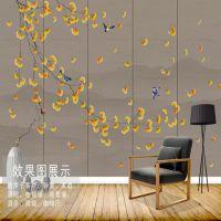 艺术软包壁画定制 酒店床头背景墙硬包 ktv包房装修PVC墙纸效果