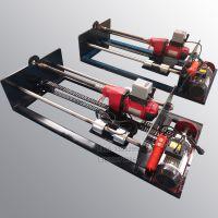自动水钻顶管机2相电小型水钻顶管机华翔过路钻孔机