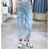 便宜女士短裤清货地摊杂款小脚裤便宜牛仔裤夏季热卖韩版女装牛仔裤