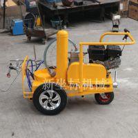 厂家直销道路划线设备划线机批发价 环氧地坪喷涂机画线技要术好