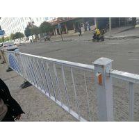 厂家直销锌钢道路护栏 马路中央交通隔离护栏 道路广告板护栏
