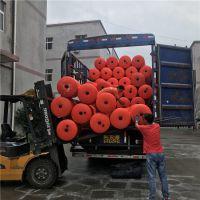 新型水电站拦污装置浮筒式拦污漂生产公司