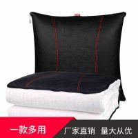 抱枕被子两用靠垫被沙发办公室午休靠枕头被空调汽车腰枕床头靠背
