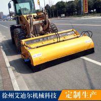 港口清扫器 滑移装载机清扫器 斜角清扫器 铲车路面清扫器厂家