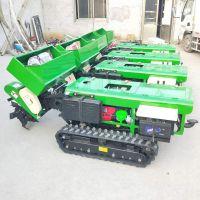普航供应果园履带式开沟施肥机 自走式旋耕除草一体机 多功能履带培土机